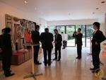 Die Feier fand in der Residenz der Schweizer Botschaft in Tokyo statt.